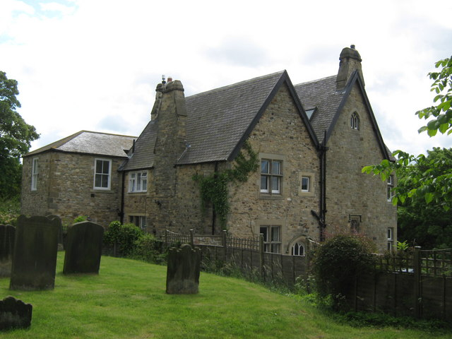 Old Vicarage, High Coniscliffe