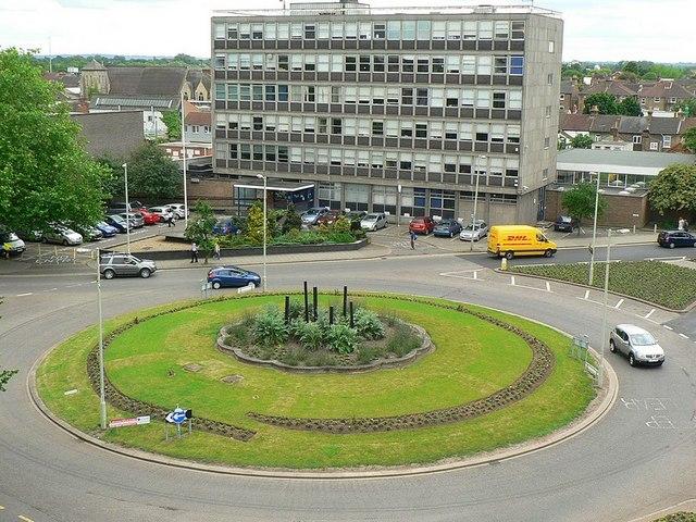 Bedford Station Car Park Postcode