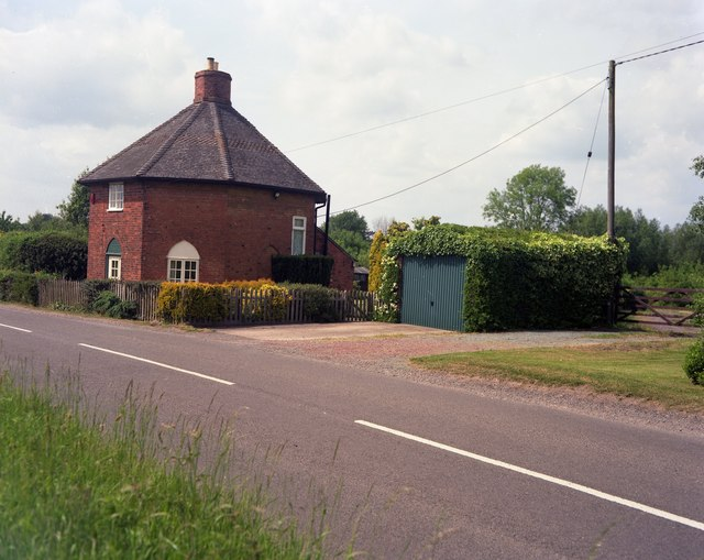 Octagonal Cottage