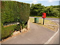 ST8906 : Blandford Forum: postbox № DT11 2, Downside Close by Chris Downer
