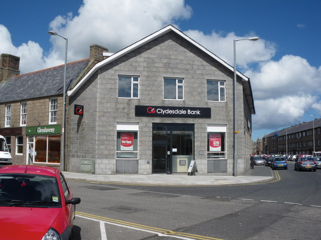 Clydesdale Bank, Peterhead