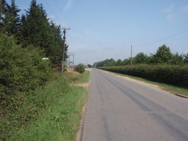 Barholm Road