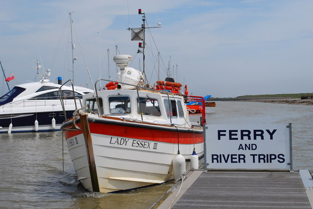 Creeksea ferry