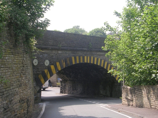 Bridge MVN 2-174 - Cliffe Road