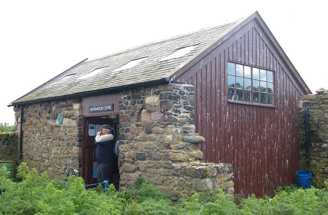 National Trust Information Centre, Inner Farne