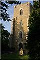TL3664 : Lolworth Church by Stephen McKay