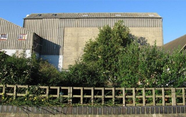 Former Haslers Grain Store Building, Rayne, Essex