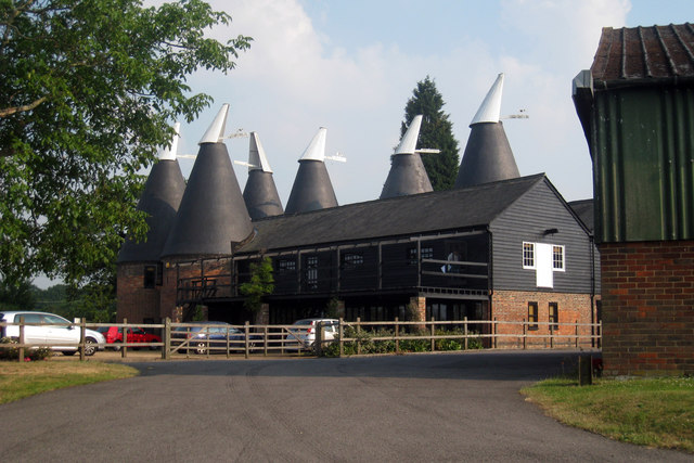 Tatlingbury Oast, Five Oak Green Road, Five Oak Green, Kent