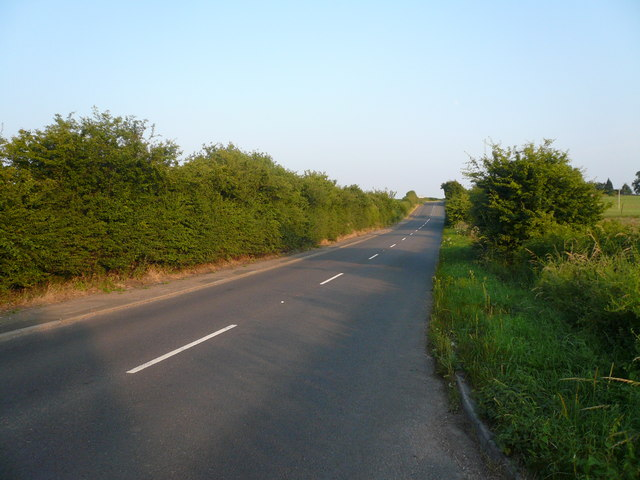 A616 View near Creswell