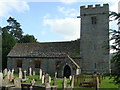 SO0826 : Church of St. Peter and St. Illtyd, Llanhamlach by Ruth Sharville