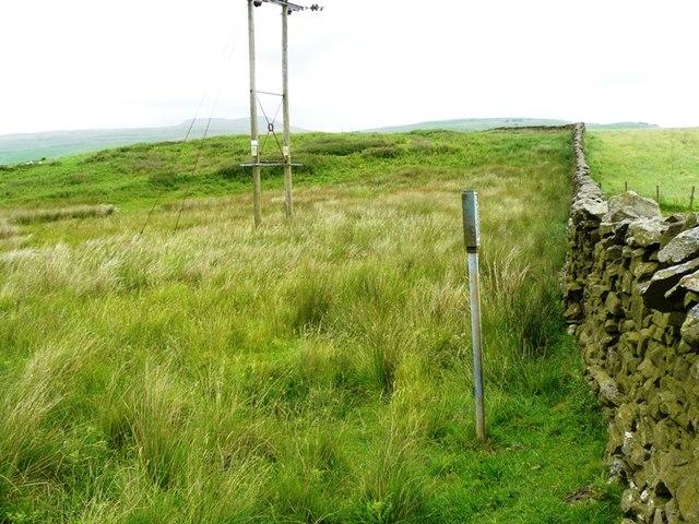 Path to Newby and Ingleborough