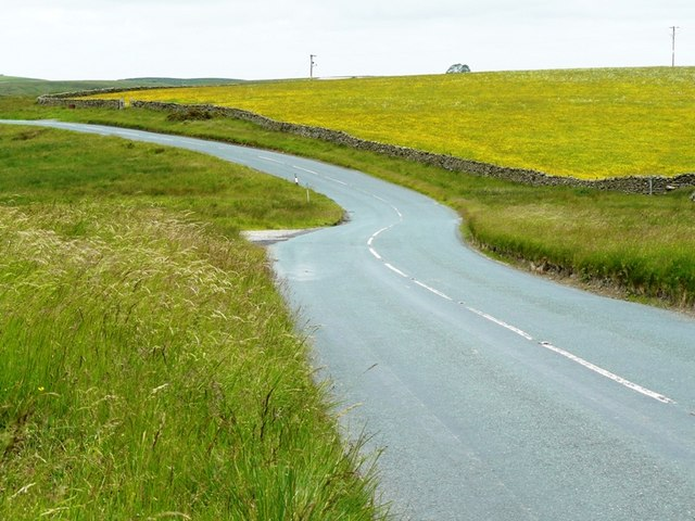 Road to High Bentham