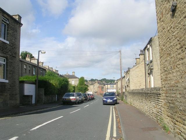 Aire Street - Huddersfield Road
