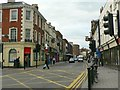 TL0549 : Corner of St Paul's Square and High Street, Bedford by Rich Tea