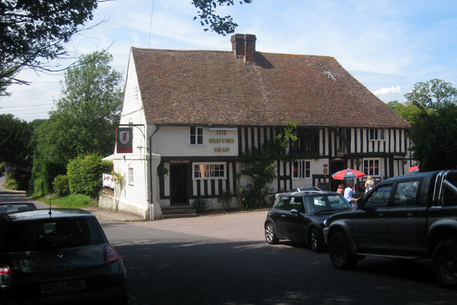 The Griffin's Head, Chillenden, Kent