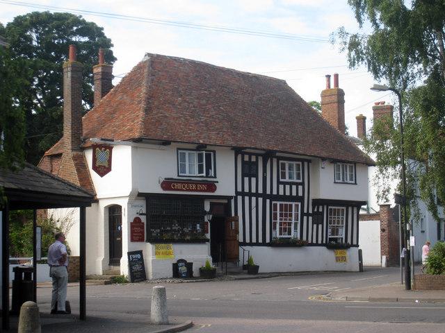 The Chequer Inn, Chequer Street, Ash, Kent