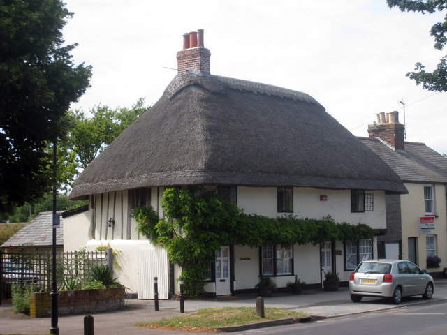 The Old Ship, High Street, Wingham, Kent