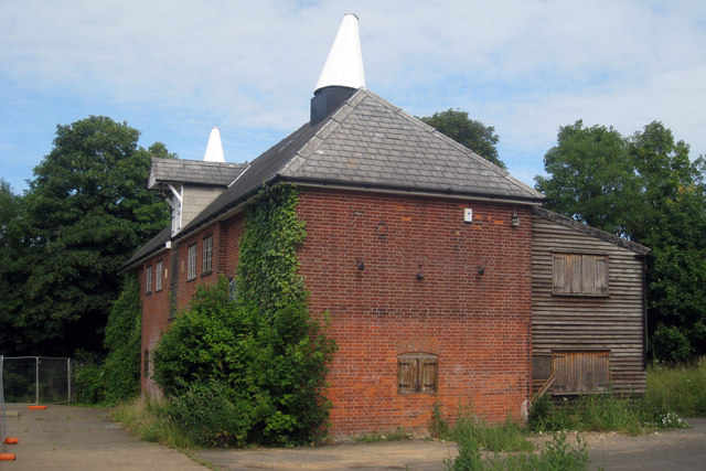 Old Oast House, Hollow Lane, Canterbury, Kent