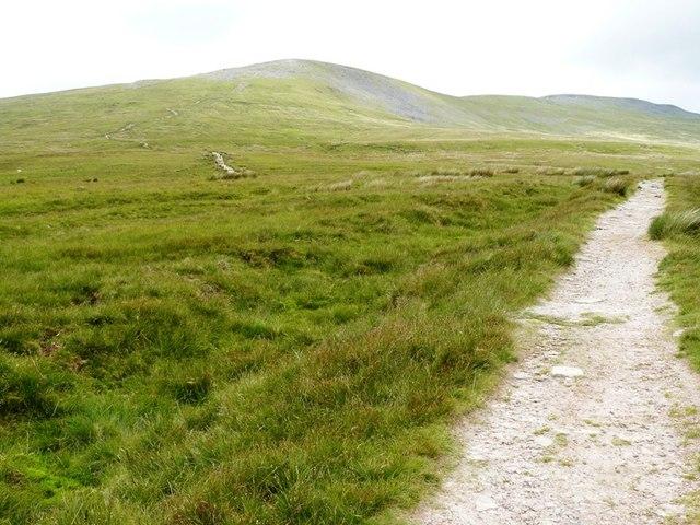 Path to Little Ingleborough