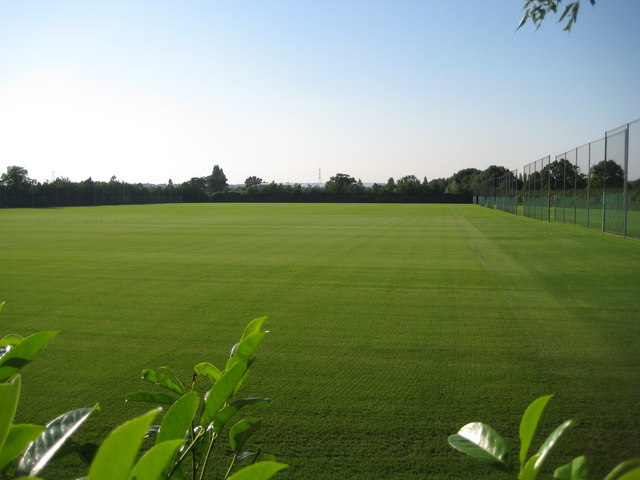 London Colney: Arsenal FC training ground