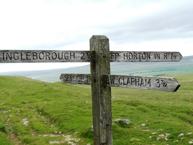 Signpost on Sulber