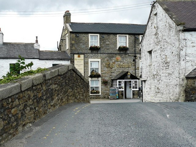 The Crown Horton in Ribblesdale