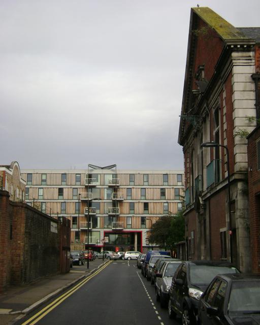 Laburnum Street, Haggerston, London E2
