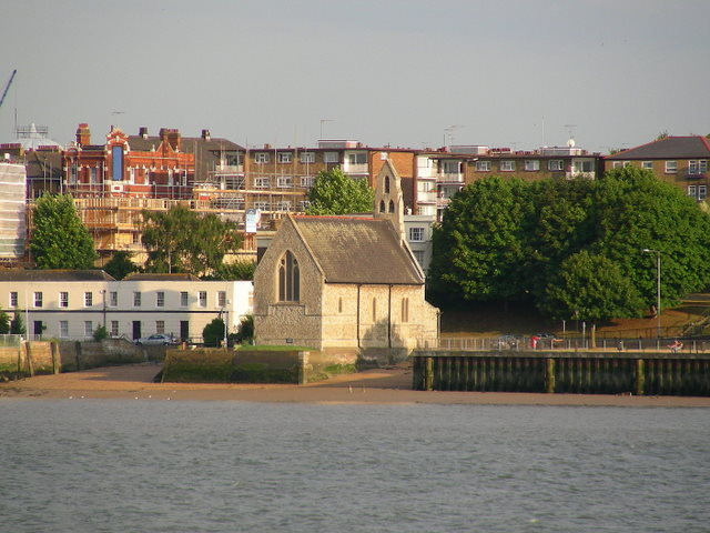 St. Andrews Mission House, Gravesend