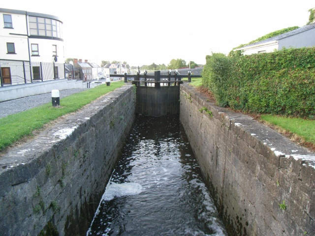 16th Lock on the Royal Canal in Kilcock, Co. Kildare