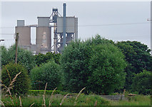 R5354 : Limerick cement plant, Mungret by Dylan Moore