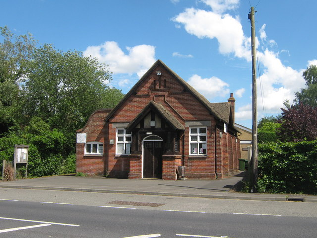 Village Halls, Biddenden