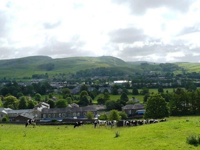 Giggleswick Village