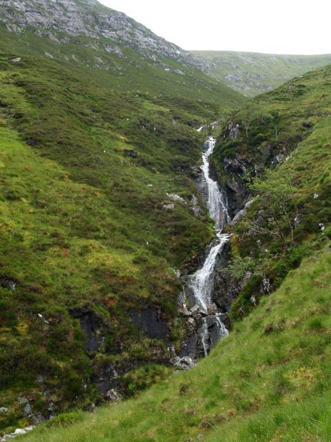 Waterfall, Allt an Fhuar-thuill Bhig