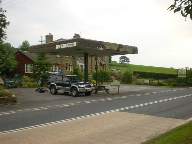 Tea Rooms West Wycombe