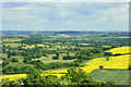 ST6065 : 2009 : South of east from Maes Knoll by Maurice Pullin