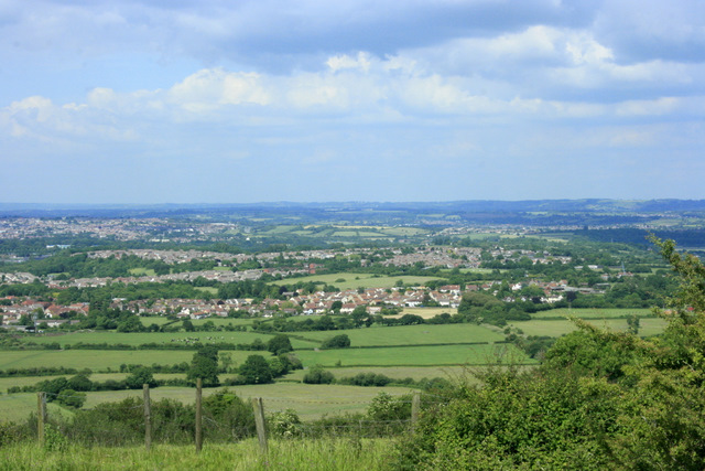 2009 : North east from Maes Knoll