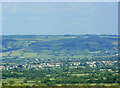 ST6066 : 2009 : North of east from Maes Knoll trigpoint by Maurice Pullin