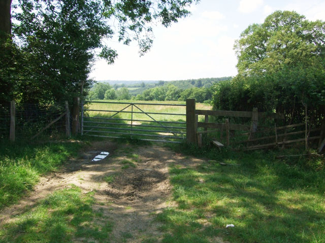 A stile or gate to navigate