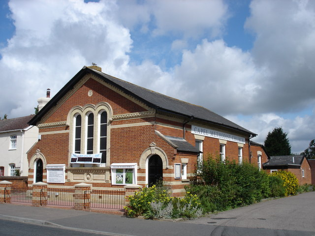 Capel Methodist Church