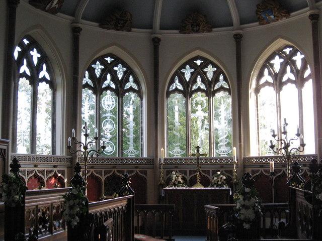 Engraved Windows In St Nicholas Church 169 Derek Voller