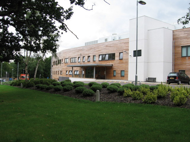 Brentwood Community Hospital, Crescent Drive, Brentwood, Pic A