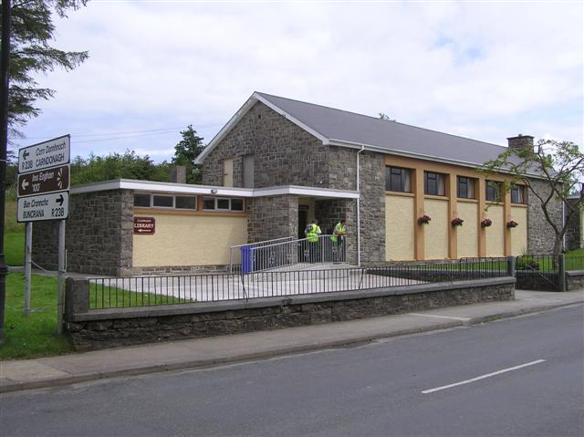 St Mary's Hall, Clonmany