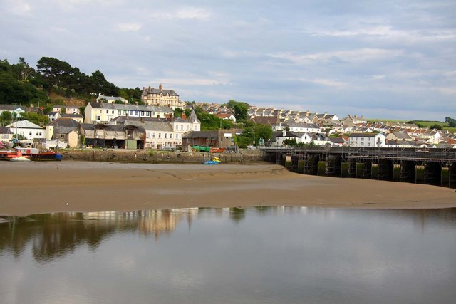 East-The-Water from Bideford Quay