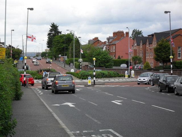 Bells Bridge, Cregagh Road