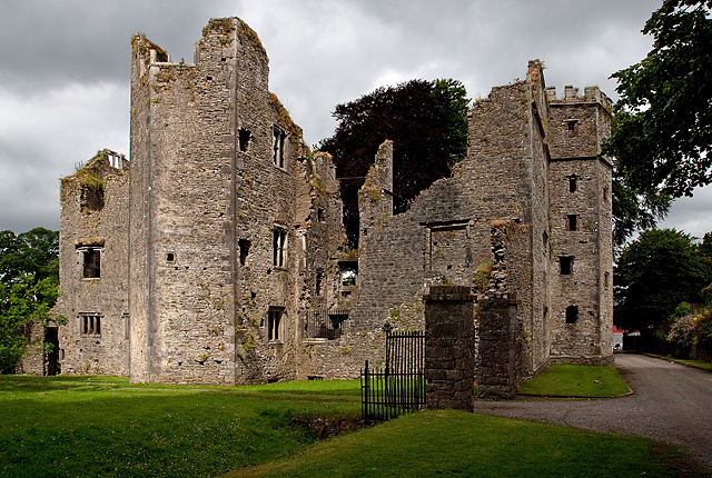 Castles of Munster: Mallow, Cork