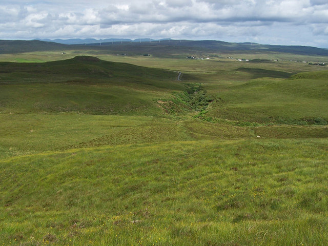 Moorland north of Orbost