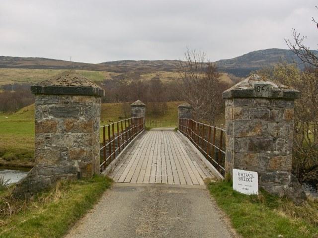 Rhifail Bridge