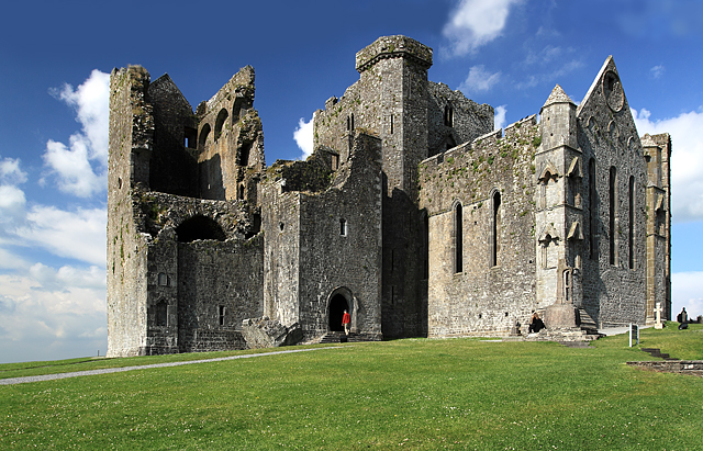 Castles of Munster: Cashel, Rock of Cashel, Tipperary