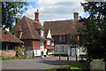 TQ9549 : Vicarage Cottage, Market Place, Charing, Kent by Oast House Archive