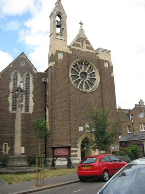 Church of the Holy Spirit, Clapham